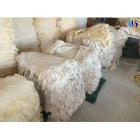 Buy cheap 3.00sqft Fish Oil Tanned Sheep Skin Genuine Chamois Leather Car Washing from wholesalers