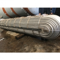 Buy cheap Continuous Hairpin Metal U Shaped 1500mm Welded Fin Tubes from wholesalers