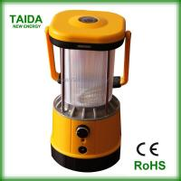 Buy cheap Patent,CE,Rohs led solar camping lantern from wholesalers