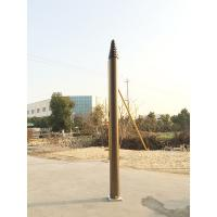 Buy cheap 15m antenna pneumatic telescopic masts tower PHT-80408150 from wholesalers