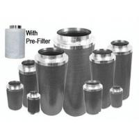 Buy cheap Active hydroponic air carbon filter from wholesalers