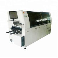Buy cheap High Performance Small Wave Soldering Machine For Process Soldering from wholesalers