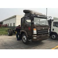 Buy cheap SINOTRUK HOWO 8 Tons Light Duty Trucks RHD 4X2 116HP ZZ1087D3614C180 from wholesalers