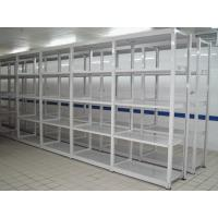 Buy cheap Assembled Light Duty Warehouse Storage Pallet Rack , Industrial Storage Shelving Units from wholesalers