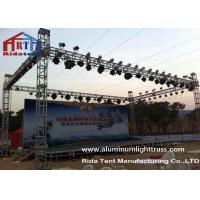 290x290mm Stage Light Truss RiggingHighly Safe For Large Celebration Show