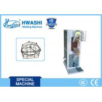 China Wire Basket Foot Operated Spot Welder on sale