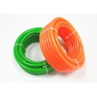 Buy cheap Clear Reinforced Pvc Braided Hose , Plastic Braided Hose Pipe With Folding Resistance from wholesalers