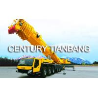 Buy cheap XCMG construction machinery Terrain Crane QAY160 from wholesalers