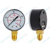 Buy cheap Heavy duty tire pressure gauge , Car Truck Tyre Pressure Gauge plastic snap in type from wholesalers
