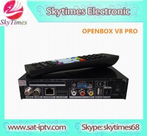 China COMBO DVB-S2+DVB-T2+dvb c HD Satellite Receiver +3G iptv cloud ibox 3 s-v8 openbox v8se on sale