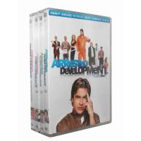 Buy cheap Wholesale Arrested Development Seasons 1-4,free shipping,accept PP,Cheaper from wholesalers
