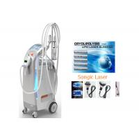 Buy cheap RF Body Shaping Machine 3pc Cryolipolysis Fat Freezing for Women from wholesalers