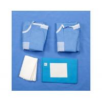 Buy cheap Non Woven Ophthalmic Pack Flexible, Water Resistance Medical Procedure Packs from wholesalers