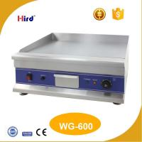 Buy cheap Electric grill Griddle cooking Built in electric griddle Flat griddle pan Commercial food equipment Chinese manufacturer from wholesalers
