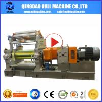 Buy cheap High quality Silicon rubber mixing open mill manufacturers in China from wholesalers