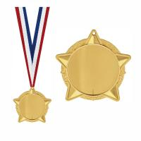 Buy cheap Wholesale Gold Silver Bronze Sports Medals Custom Medal from wholesalers