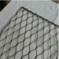 China High Strength And Flexible X-tend Stainless Steel Wire Rope Mesh For Stair on sale