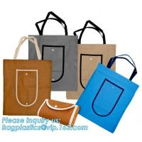 Buy cheap Non Woven Bags Manufacturer Wholesale Promotional Cheap Custom Foldable Shopping Recycle PP Non Woven Bag, bagplastics, from wholesalers