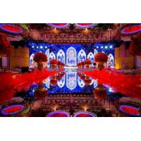 Buy cheap P2.604/P2.97/P3.91/P4.81 Indoor Rental Display Stage LED Screen Video Wall from wholesalers
