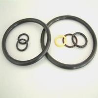 Buy cheap VMQ , PTFE , PU NBR O Rings Framework Oil Seal for Food Industry Heat Exchanger 0.05mm ODM from wholesalers