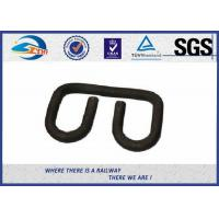 Buy cheap GOST АРС-4 Russian Elastic Rail Clips For R65 and R75 Rail , Q235 Steel APC Standard from wholesalers