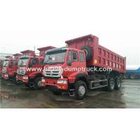 Buy cheap 25 Tons SWZ Heavy Duty Dump Truck ZZ3251M3641W With Sinotruk 290hp Euro2 Engine 11.00R20 Tyres product