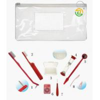 Buy cheap Orthodontic Kit With Dental Floss Pick, Mirror, Dental Floss, Dental Floss Brush Picks from wholesalers