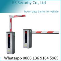 Buy cheap Automatic Vehicle Parking Boom Barrier Gate With Smart Control System from wholesalers