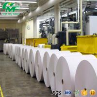 Buy cheap Dust Free Jumbo Thermal Paper Bio - Degradable High Rubbing Resistance Nontoxic from wholesalers