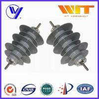 Buy cheap Electric Power Zinc Oxide Polymer Surge Arrester Over Voltage Protection ISO9001 from wholesalers