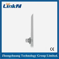 Buy cheap 5Ghz 6.5W CPE Devices Vertical / Horizontal Dual Polarization from wholesalers