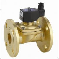 Buy cheap Brass Electric Solenoid Air Valve Two Way Solenoid Valve DN15 ~ 50mm from wholesalers