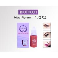 Buy cheap Biotouch  Tattoo ink high quality pigment  face piment body ink colorful from wholesalers