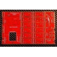 Buy cheap 4 layer display module PCB, custom Pinted circuit pcb board 0.5 - 7.0 OZ copper thickness from wholesalers