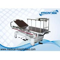 Buy cheap General Purpose X-Ray Trauma Stretcher Trolley With Trendelenburg from wholesalers