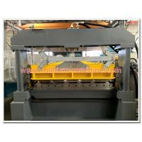 Buy cheap Galvanized Metal Roofing Sheet Roll Forming Machine Made in China from wholesalers