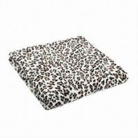 Buy cheap Double-layer Throws, Made of 100% Polyester, Measures 200 x 240cm from wholesalers