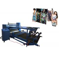 Buy cheap Rolling Large Format Dye Sublimation Printers Equipment High Speed from wholesalers