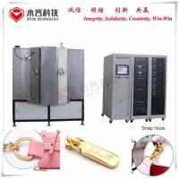 Buy cheap IPG Vacuum PVD Plating Machine With Gold / Rose Gold / Black Colors RTAC-SP from wholesalers