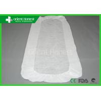 Buy cheap Elastic On Two Ends Disposable Bed Cover Set White Pp Nonwoven from wholesalers