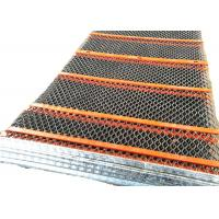 Buy cheap 65 Mn Anti Blocking Self Cleaning Screen Mesh , Polyurethane Gravel Screen Mesh from wholesalers