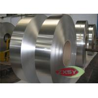 Buy cheap Aluminum Fin Straps Aluminium Strip For Cable And Multiple-unit Board / Commercial Freezer from wholesalers