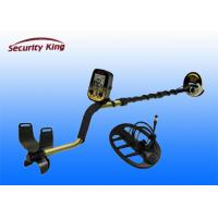 Buy cheap High Performance Underground Metal Detector , Waterproof underground diamond detector from wholesalers