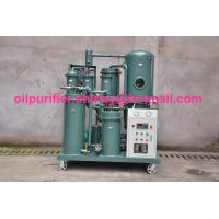 Buy cheap Vacuum Lube Oil Purifier Engine Oil Recycling Plant Hydraulic Oil Filtration TYA from wholesalers