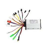 Buy cheap Aluminum 36v 48v 350w Vehicle Speed Controller Dc Motor Ebike from wholesalers