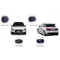 Buy cheap High Definition Car ReverseParkingSystem Security recording function For Audi, IP67, 360 Bird View System product