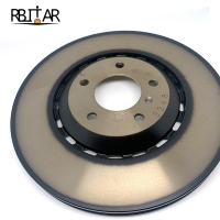 Buy cheap oem 4M0615301AJ 4M0615601K car brake disc rotor for bentley Audi auto parts from wholesalers