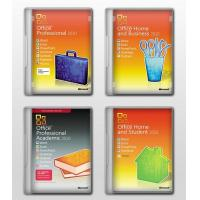 Buy cheap Microsoft PC Software Office 2010 Professional Product Key DVD Activation from wholesalers