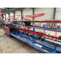 Buy cheap Fully Automatic Chain Link Fence Weaving Machine Double Wire Feeding from wholesalers