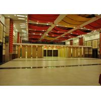Buy cheap Carpet Finish Office Partition Walls Acoustic Folded Partition Moving from wholesalers